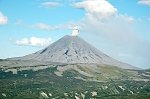 Elevated volcanic activity observed at Karymsky, Russia