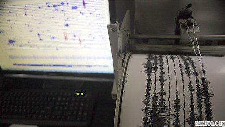 На таджикско-афганской границе произошло мощное землетрясение