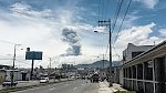 Tungurahua erupts sending ash more than 6 km above the crater, Ecuador