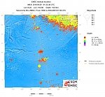 Very strong and shallow M6.6 hits northern East Pacific Rise