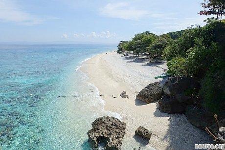 У берегов Филиппин произошло землетрясение магнитудой 5,9