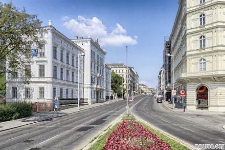 Вблизи Вены произошло землетрясение магнитудой 4,4