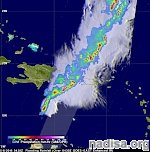 Deadly flooding rainfall in Haiti and Dominican Republic measured by GPM