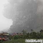 Deadly eruption of Mount Sinabung, Indonesia
