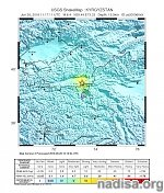 Very strong and shallow M6.7 earthquake hits Kyrgyzstan