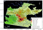 Beijing sinking more than 10 cm (4 inches) per year, China