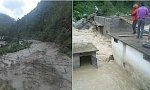 Heavy rain triggers deadly floods and landslides, more than 30 missing in Uttarakhand, India