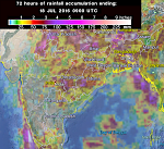 Severe monsoon rains cause floods and landslides across India
