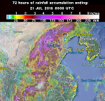 Widespread, deadly flooding continues across China