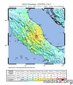 Extremely dangerous M6.2 earthquake hits central Italy, massive damage, numerous aftershocks