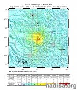 Shallow M5.6 earthquake hits Oklahoma, ties with state's strongest earthquake ever