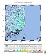 Shallow M5.8 earthquake hits South Korea, country's strongest on record