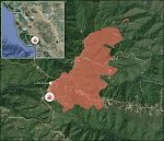 Loma Fire: Growing wildfire in Santa Cruz mountains threatens 300 homes, California