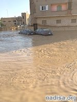 Severe flash flooding hits Egypt, at least 17 dead