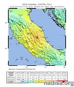 Strong and shallow M6.5 earthquake hits central Italy