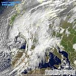 Storm «Angus» batters western Europe, widespread flooding reported