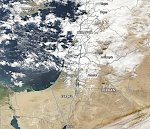 Severe winter storm hits Israel, expected to worsen