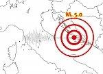 Сильное землетрясение напугало жителей Хорватии