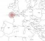 В Европе продолжаются сейсмособытия, подземный толчок зафиксирован во Франции