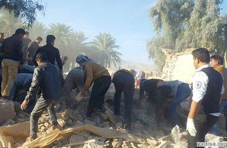Землетрясение в Иране унесло жизни 4 человек