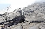 Collapse of the cliff poses an extreme danger — Kilauea, Hawaii