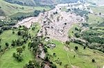 Unseasonal heavy rain strikes Colombia causing severe floods