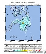Strong and shallow M6.0 earthquake hits Mindanao, Philippines
