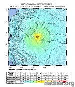 Strong and shallow M6.0 earthquake hits Peru-Ecuador border region
