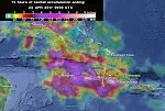 Storm leaves severe damage across Matthew-stricken Haiti and Jamaica