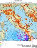 Series of strong earthquakes hit Italy amid extreme snowfall