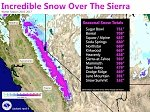 California ski season to last entire summer, mountains still packed with loads of snow