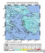 Strong and shallow M6.3 earthquake hits Turkey — Greece border region