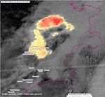 Powerful eruption of Sheveluch volcano sends ash to 12 km (39 360 feet) a.s.l.