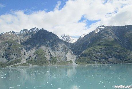 У берегов Аляски произошло землетрясение магнитудой 6,8