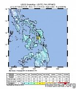 Extremely dangerous M6.5 earthquake hits the Philippines