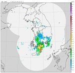 South Korea enters summer rainy season, up to 180 mm (7 inches) per hour