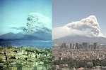 Mount Vesuvius on fire, tourists and residents evacuated, Italy
