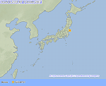 Strong M5.9 earthquake hits Fukushima Prefecture, Japan