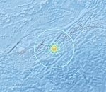 Strong and shallow M6.7 earthquake hits Bouvet Island region