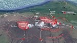 Volcanic activity at Ambrym continues at minor levels, alert level remains at 3
