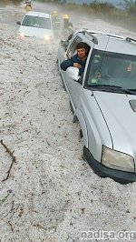 Extreme hail accumulations in Cordoba, Argentina, 1.5 m (4.9 feet) within 15 minutes