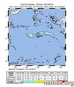 Strong and shallow M6.3 earthquake hits Seram, Indonesia