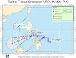 26 dead, 23 missing, 15k+ stranded an 90k evacuated as Kai-Tak (Urduja) hits the Philippines