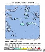 Strong and shallow M6.1 earthquake hits Indonesia