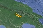 Extinct Bosavi volcano showing signs of awakening, Papua New Guinea