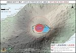 Ambae volcano alert level raised to Level 3, Vanuatu