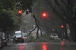 Severe storm hits Buenos Aires, leaves two dead and 100 000 homes without power, Argentina