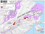 Kilauea update: New fissure, air quality concerns, and two Volcanic Ash Advisories