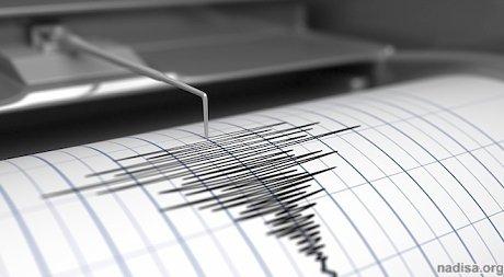 Новое землетрясение зарегистрировано в Калифорнии