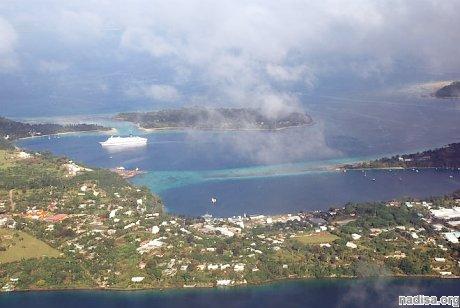У берегов Вануату произошло землетрясение магнитудой 6,4